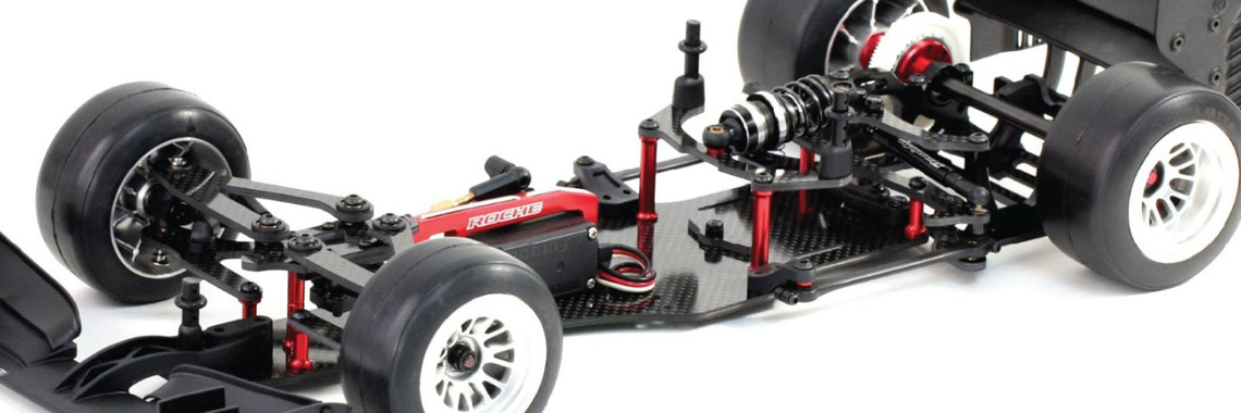 Rapide F1 Evo 1/10 Competition F1 Car Kit