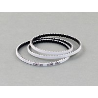 Radtec Low Friction White Front Drive Belt (S3M513) for Stock (T4/A800/IF14)