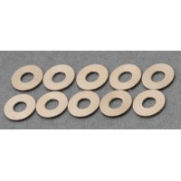 Aluminum Caster Spacer (0.4mm), 10pcs