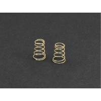 Side Springs (Medium), Gold