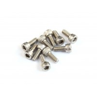 "4-40x1/4"" Cap Head Screw, 10 pcs"