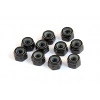 M3 Locknut, 10 pcs