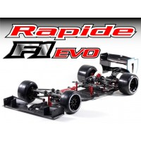 Rapide F1 Evo USA Spec 1/10 Competition F1 Car Kit