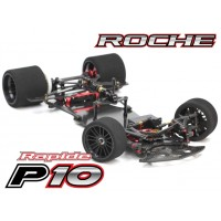 Rapide P10 1/10 200mm Competition Pan Car Kit